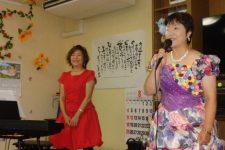 8月・・歌のコンサート♪