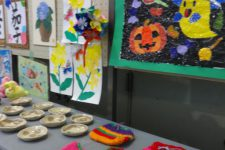 公民館、文化祭